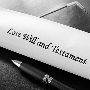will and testament banner